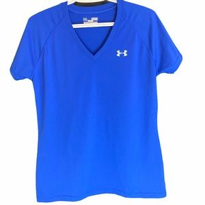 Under Armour semi-fitted workout tee